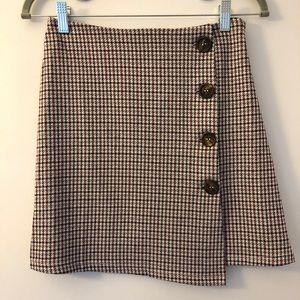 pattern skirt